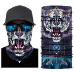 Spirit Half Face Mask Neck Gaiter Magic Bandana