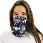Multifunctional Headwear Face Mask Headband Neck Gaiter