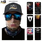 3D Movie Characters Winter Warmer Fleece Snowboard Motorbike Head Shield Balaclava