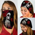 Skull Beauty Bandana Mask QNK01BN