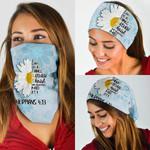 I Can Do All Things Through Christ Bandana Mask MLH773BN