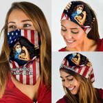 Nurse, Make American Healthy Again Bandana Mask DDH1237
