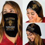 Way Maker Miracle Worker Promise Keeper Light In The Darkness, Jesus Bandana LHA639BN