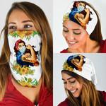 Strong Nurse Bandana Mask QNN07BN