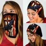 One Nation Under God Bandana Mask DDH1266