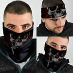 Skull Art Bandana Mask QNK26BN