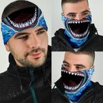 Shark Mouth Bandana Mask QNK19BN