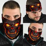 Skull Bandana Mask THN1917BN