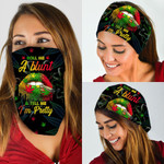 Marijuana Weed Cannabis Bandana Mask THN1916BN