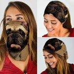 French Bulldog Face Bandana Mask DBX1283