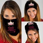 Pediatric Nurses Are Magical Bandana Mask QNN05BN
