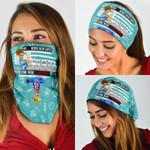 Nurses Heroes Wear Stethoscopes Bandana Mask PS08nBN