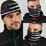 Firefighter American Flag Bandana Mask QNK16BN