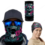 [UNIQUE] Fx In Skull Magic Bandana