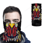 [SPECIAL] Rooster Black Color Farmer Bandana