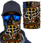 [EXCLUSIVE] America FX Monster Bandana