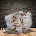 Disney Micky 3D Face Mask