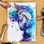 [PREMIUM] Puzzle Horse Art 1