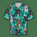 Dogs Tropica Hawaii T-Shirt