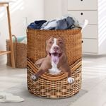 Dog's Lovers Laundry Baskets Premium Gift