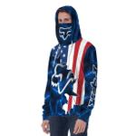[PREMIUM] America FX Inside Multicolor-Blue With Neck Gaiter