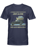 [SPECIAL] A Woman Cannot Survive On Jeep Alone She Also Need A Dog