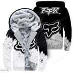 [PREMIUM] FX BW Mix Fleece Zip Hoodie