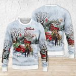 [PREMIUM] All Hearts Come Home For Christmas Woolen Sweater