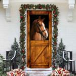 [PREMIUM] Horse In Stable Door Cover