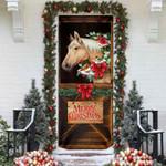 [PREMIUM] hirstmas Horse In Stable Door Cover