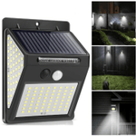 Waterproof, Wireless, Motion Sensor, Solar Security Solar Lights Outdoor