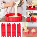 Bake Snake Cake Mold (4 Pcs Set)