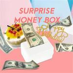 Cake ATM Money Box