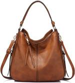 Women's Boho Leather Bag