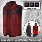 Smart Heated Vest GEN 2.0 for Men and Women