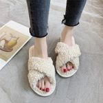 Clara - Premium Fashionable Fluffy Elegant Slippers!
