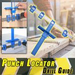 Punch Locator Drill Guide - Best Seller