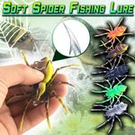 Soft Spider Fishing Lures