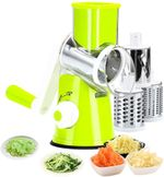 Multi-functional Manual Rotary Vegetable Cutter