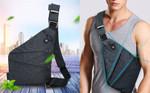 Ultra-Lightweight Anti-theft Personal Pocket Bag
