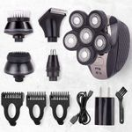 5-in-1 Electric Shaver for Men