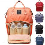 Multifunctional Large Capacity Waterproof Diaper Bag