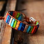 7 Chakra Wrap Bracelet