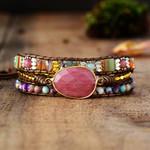 Handmade Eternal Love Wrap Bracelet