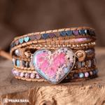Intense Love Protection Wrap Bracelet