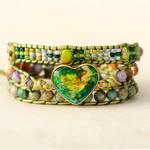 Transcendental Love Protection Wrap Bracelet