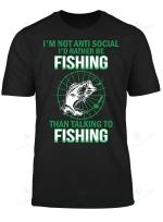Than Talking To Fishing