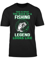 This Is What The Back Of A Fishing Legend Looks Like