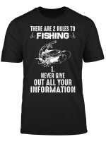 There Are 2 Rules To Fishing