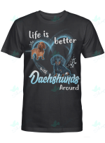 LIfe Is Better With Dachshunds Around